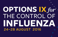 Options ix for the control of influenza - 24-28 August 2016